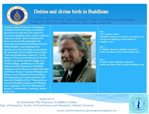 Deities and divine birth in Buddhism